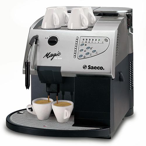 кофемашина Saeco Magic de luxe