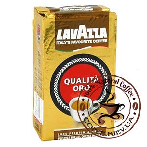 Lavazza Qualita Oro, Молотый кофе 250 г.