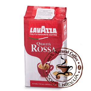 Lavazza Qualita Rossa, Молотый кофе, 250 г.