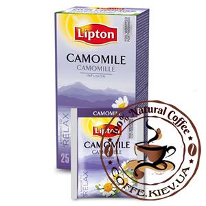 Lipton Camomile (Ромашка),25 x 1 г.