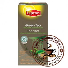 Lipton Green Tea (Зеленый), 25 x 1,3 г.