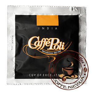 Caffe Poli Monodosa India, Монодозы, 100 шт., 700 г.