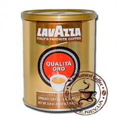 Lavazza Qualita Oro, Молотый кофе, 250 г.