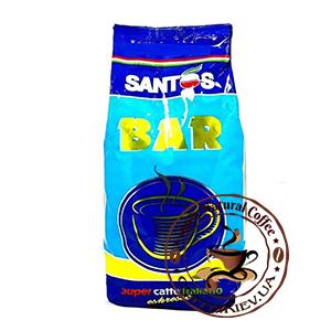 Віденська Кава Santos Bar, 1кг.