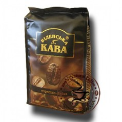 Віденська кава Espresso De Lux, 1 кг.