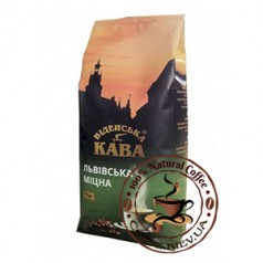 Віденська кава Львівська Міцна, 1кг.