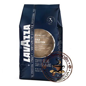 Lavazza Gold Selection, 1 кг.