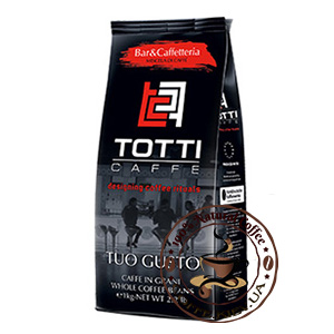 Totti Сaffe Tuo Gusto, 1 кг.