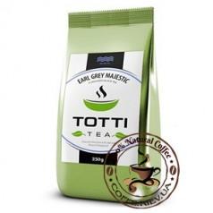 Чай черный TOTTI Tea Эрл Грей Маджестик, листовой, 250г.