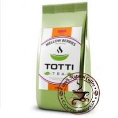 Чай фруктовый TOTTI Tea Сочные Ягоды, листовой, 250 г.
