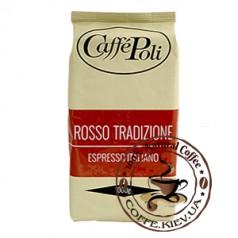 caffe poli rosso tradizione 1kg
