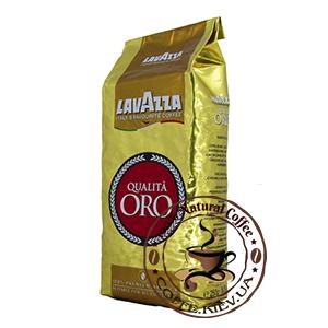 lavazza qualita oro zernovoj kofe 250g