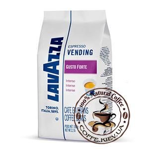 lavazza espresso vending gusto forte 1kg