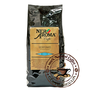 nero aroma decaffeinato monosort 1kg
